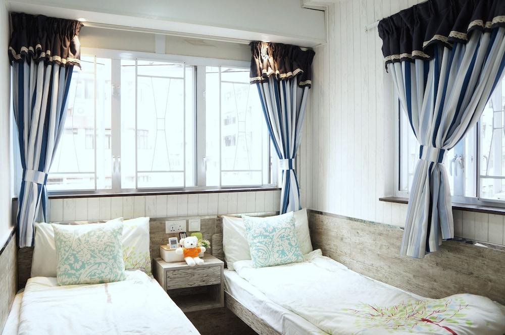 香港ホステル