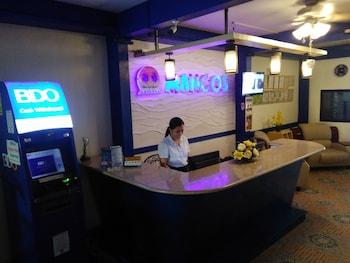 MANGO'S BEACHFRONT RESORT Reception