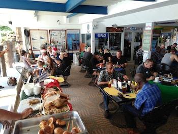MANGO'S BEACHFRONT RESORT Restaurant