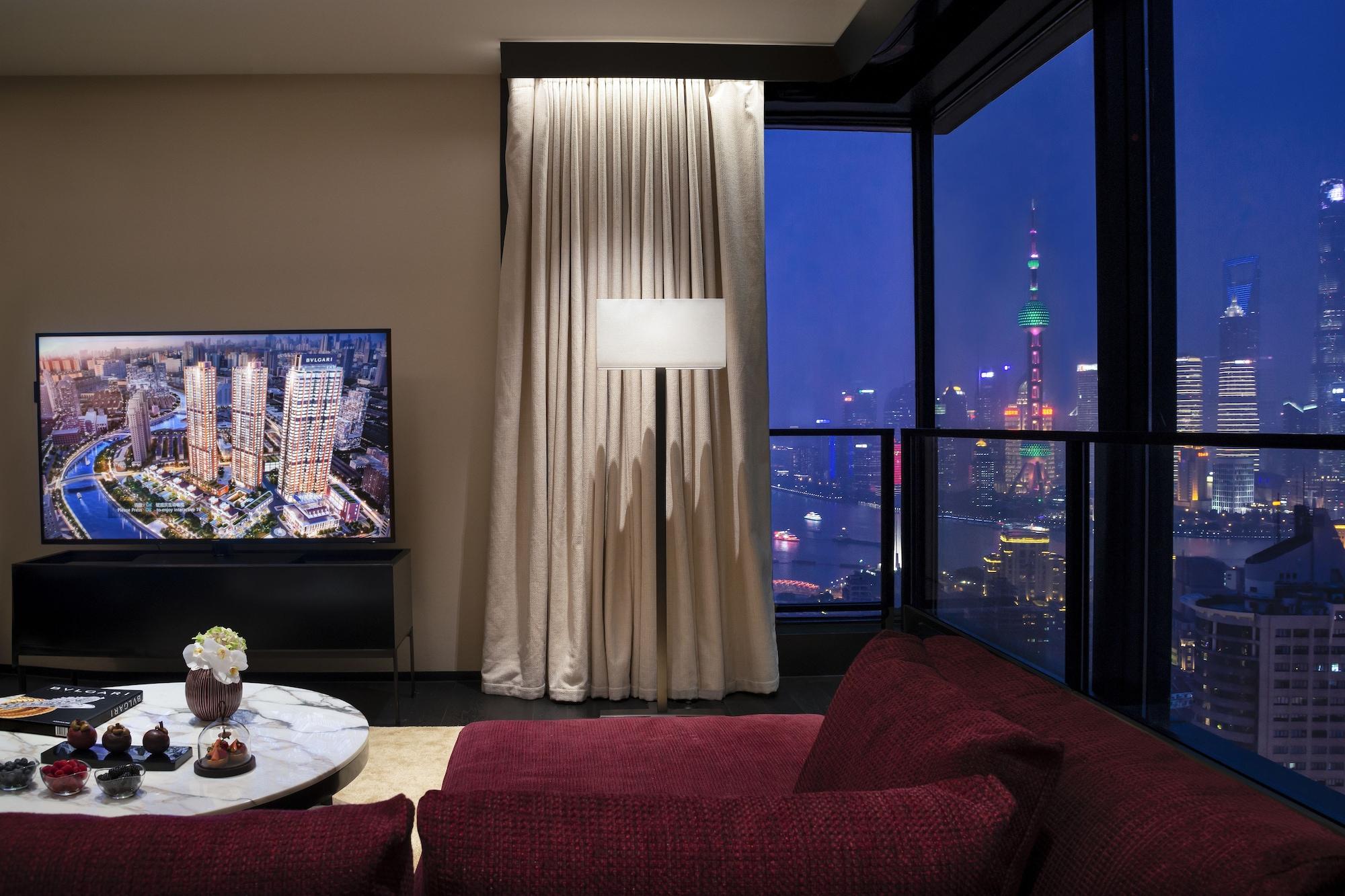 Deluxe Suite, 1 Bedroom, Bund View