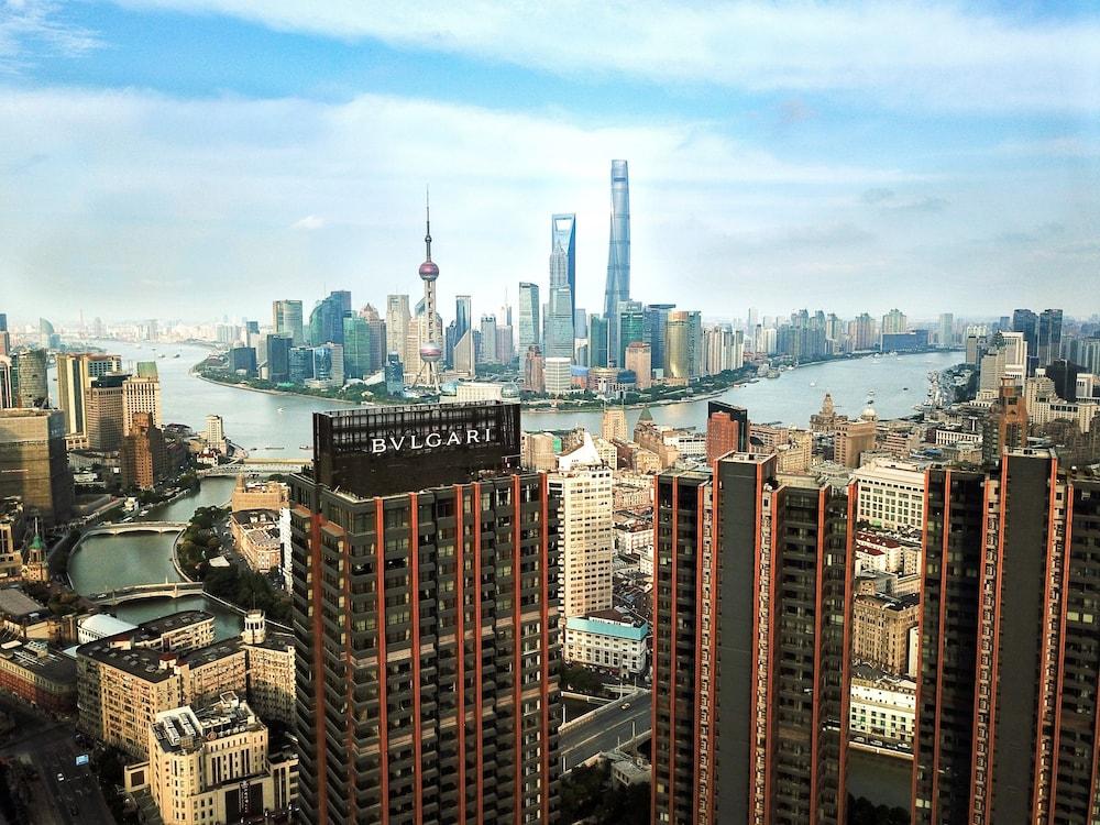 ブルガリホテル上海 (上海宝格丽酒店)