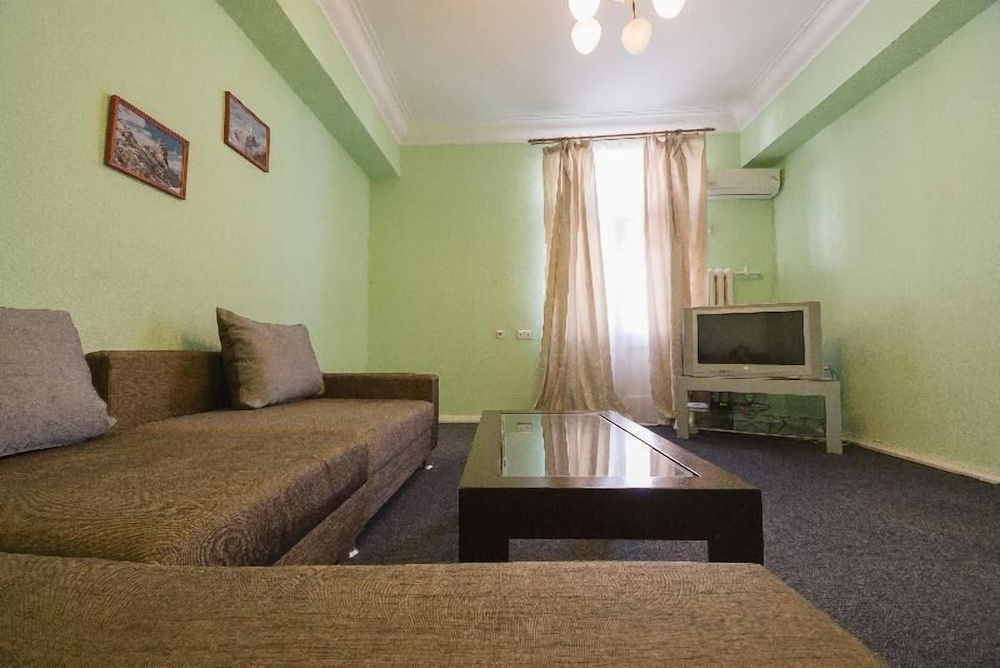 Апартаменты Kiev Accommodation на ул. Пушкинской