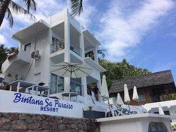BINTANA SA PARAISO Front of Property