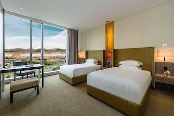 Room, 2 Double Beds, View (Andes View)