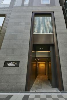 HOTEL INTERGATE TOKYO KYOBASHI Property Entrance