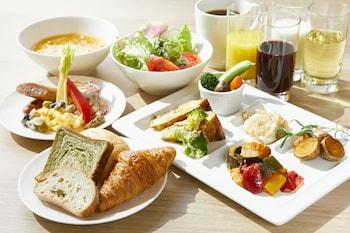 HOTEL INTERGATE TOKYO KYOBASHI Breakfast Area