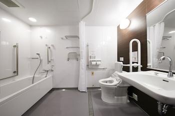 HOTEL INTERGATE TOKYO KYOBASHI Bathroom