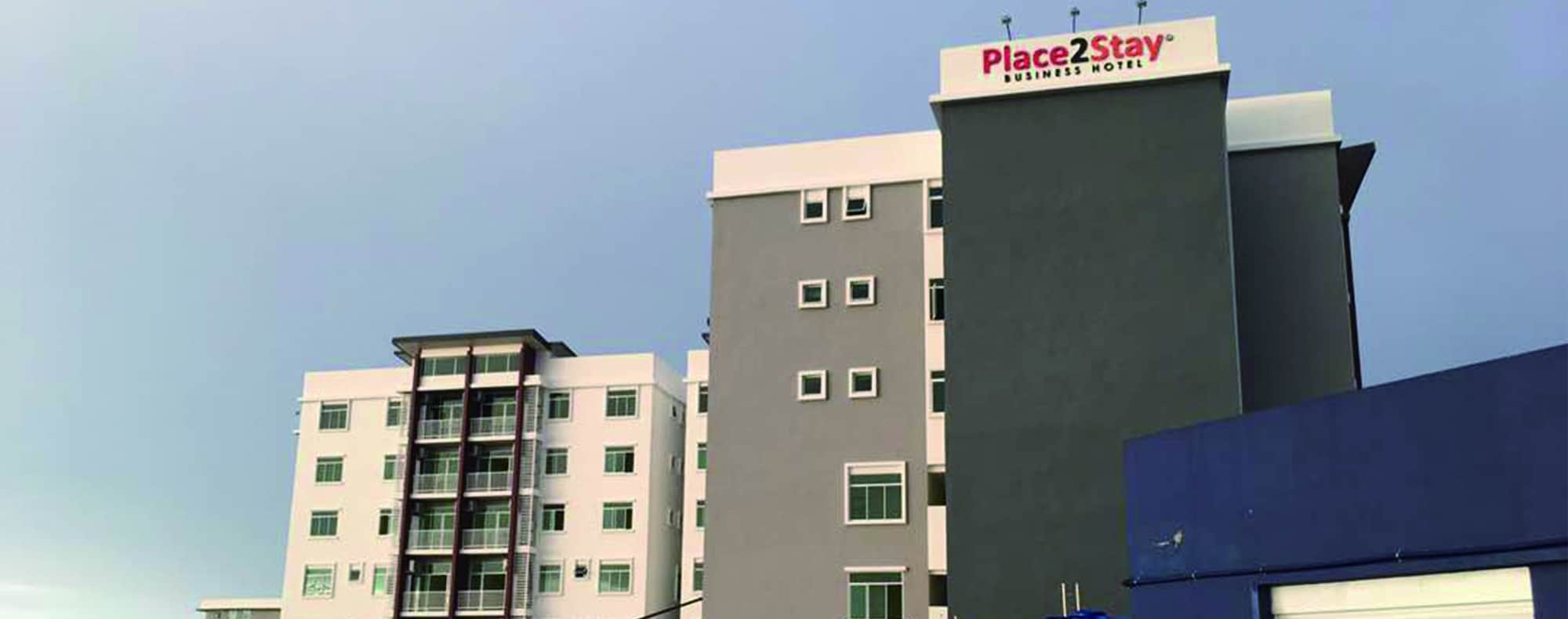 Place2Stay Business Hotel @ Emart Riam, Miri