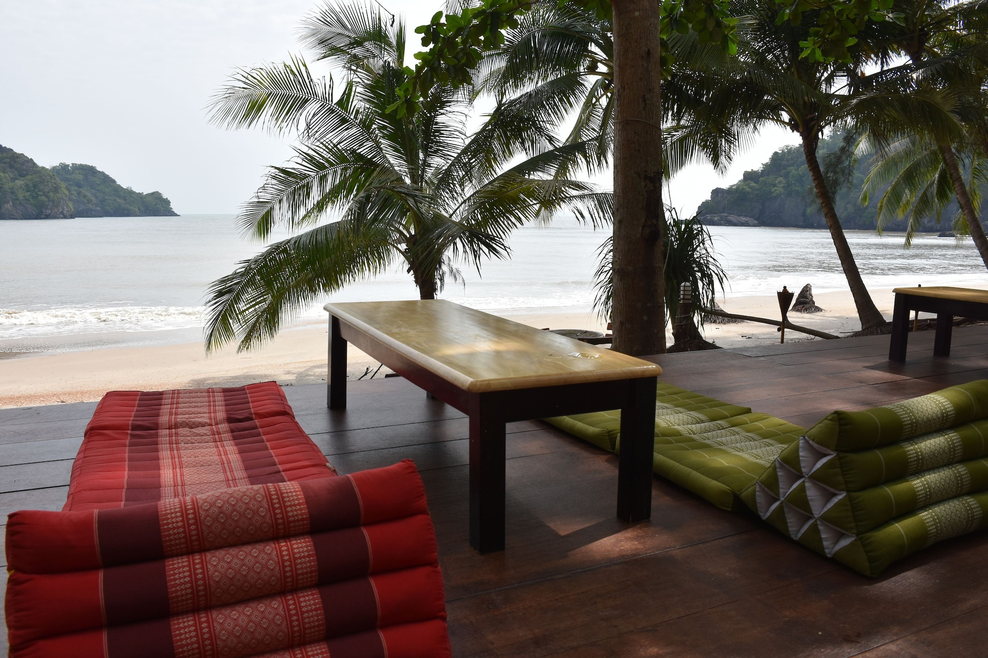 Pak Nam Resort, Langu