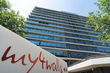 漢堡我的四面牆服務式公寓飯店 my4walls Serviced Apartments Hamburg
