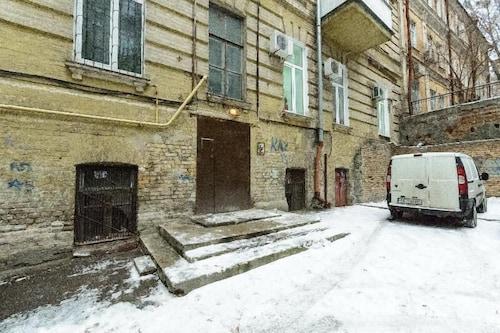 Kiev Accommodation Apart. on Bohdana Khmelnitskogo, Shevchenkivs'kyi