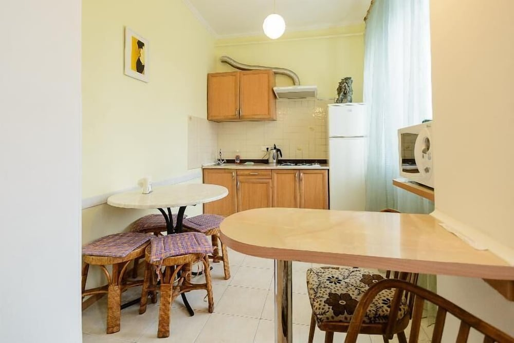 Апартаменты Kiev Accommodation на ул. Трехсвятительской