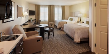 Guestroom at Candlewood Suites Bensalem - Philadelphia Area in Bensalem
