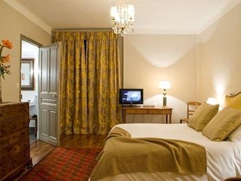 Standard Double Room, Ensuite, Garden View (Marqueyssac)