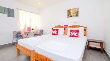 ZEN ROOMS BASIC GERTY'S PLACE MOALBOAL Guestroom
