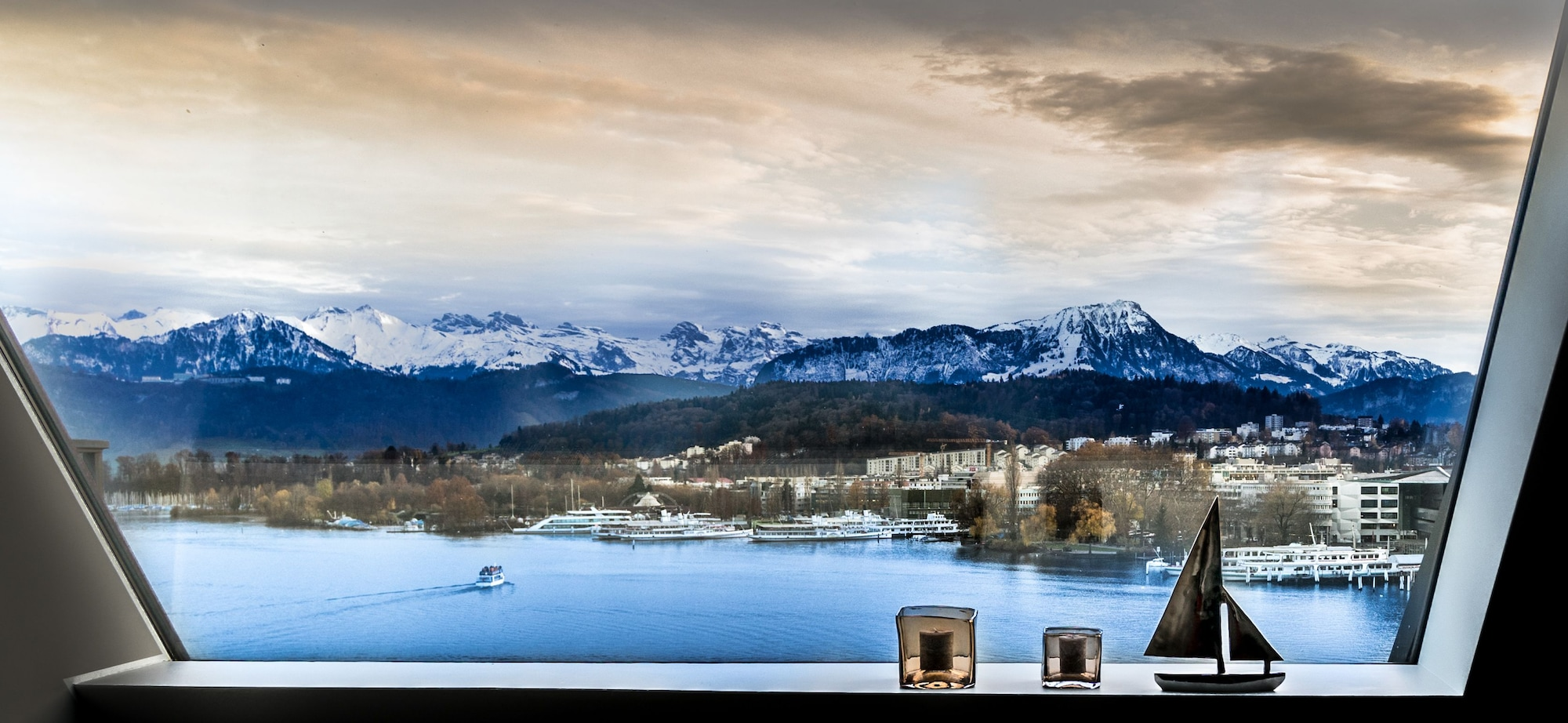 Lucerne Lake View Apartments, Luzern