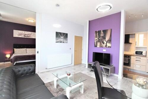 Central MK Apartments, Milton Keynes