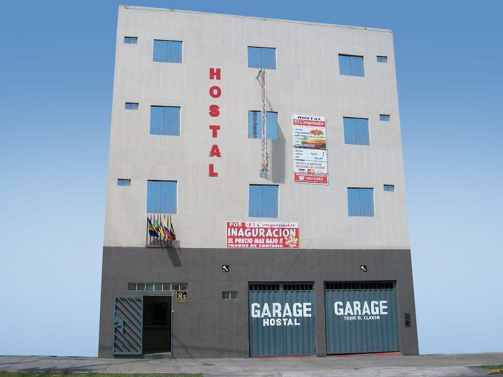 Hotel Hostal El Conquistador