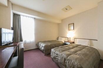 HOTEL S-PLUS HIROSHIMA PEACE PARK Room