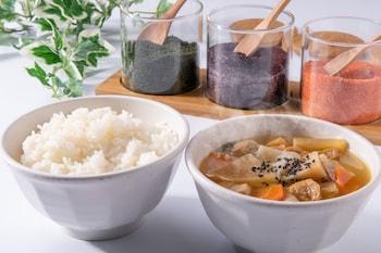 HOTEL S-PLUS HIROSHIMA PEACE PARK Breakfast Meal