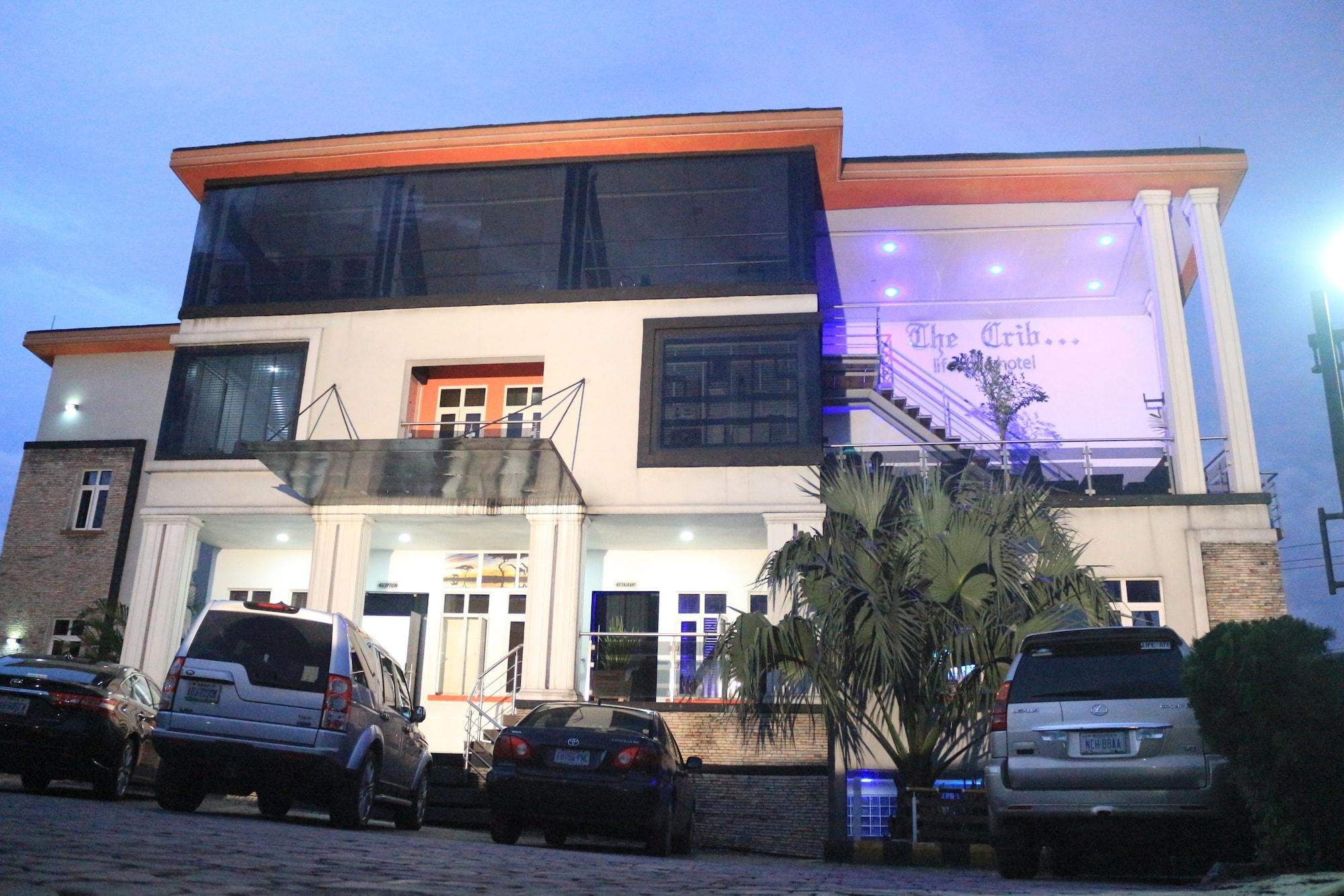 The Crib Lifestyle Hotel, Port Harcourt