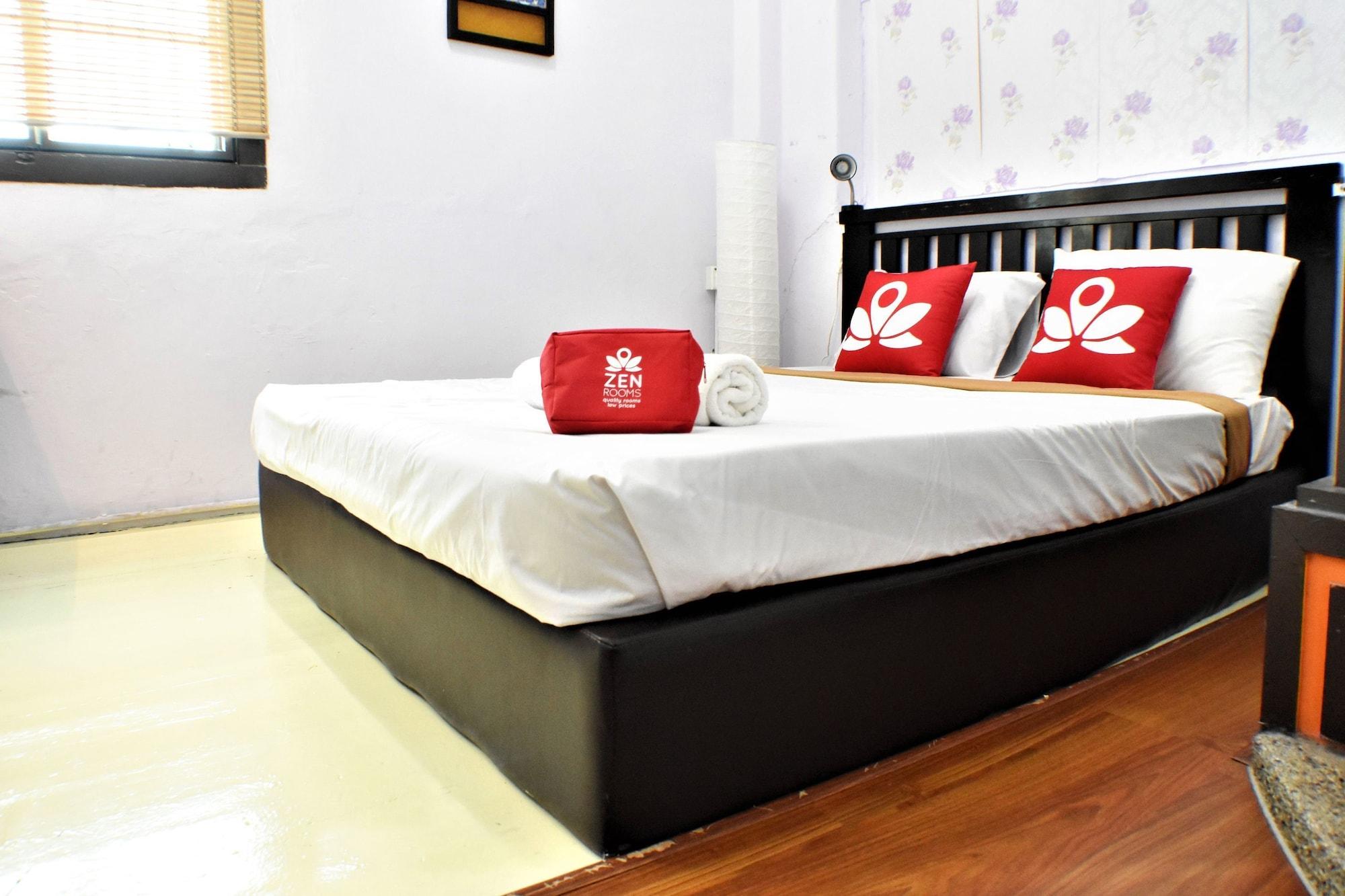 ZEN Rooms Carnarvon Street, Pulau Penang