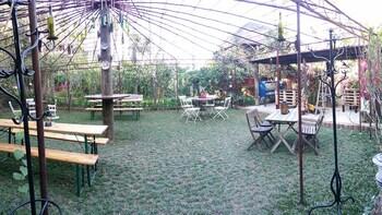 CHATEAU HESTIA Terrace/Patio