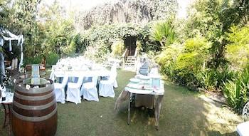 CHATEAU HESTIA Outdoor Banquet Area