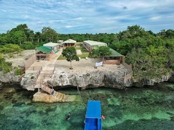 RELAX DIVERS BOHOL Aerial View