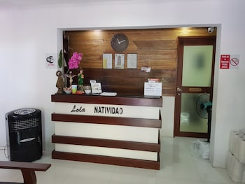 HOTEL LOLA NATIVIDAD Reception
