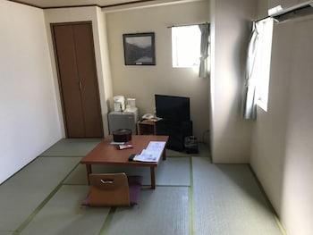 和室6畳 (禁煙・アウトバス) 伊東園ホテル別館