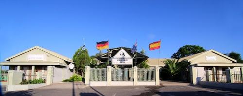 Kalahari Arms Hotel, Ghanzi