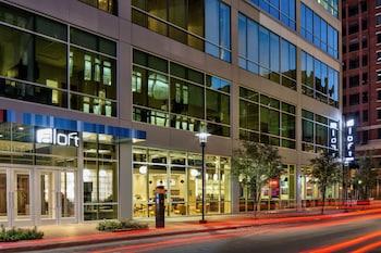 沃夫茲堡市中心雅樂軒飯店 Aloft Fort Worth Downtown