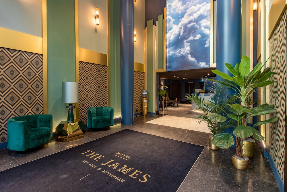 The James Hotel Rotterdam