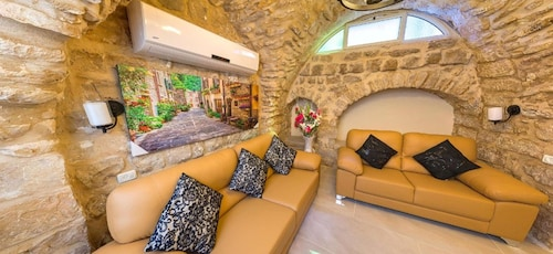 . Vacation in the old city of Safed
