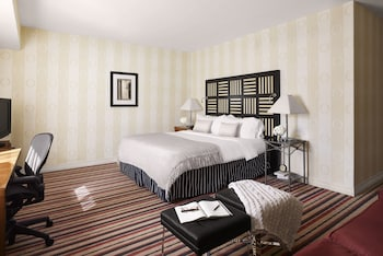 Guestroom at The Wink Hotel in Washington