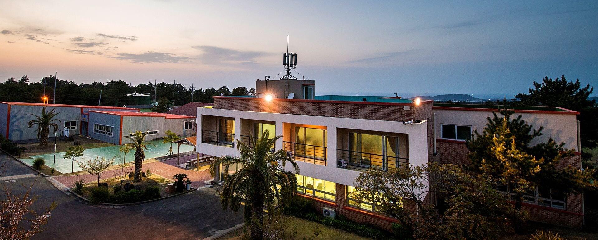 Jeju Youth Hostel, Jeju