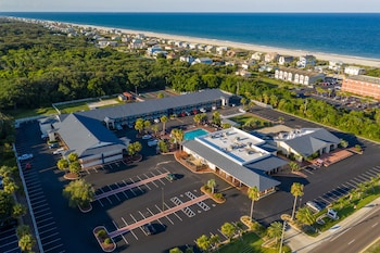 阿美利亞島海灘上海岸飯店 Ocean Coast Hotel at the Beach Amelia Island