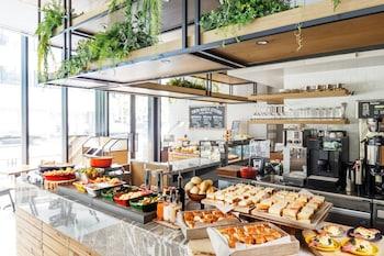 MITSUI GARDEN HOTEL OTEMACHI Breakfast Area