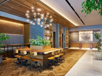 MITSUI GARDEN HOTEL OTEMACHI Lobby Lounge