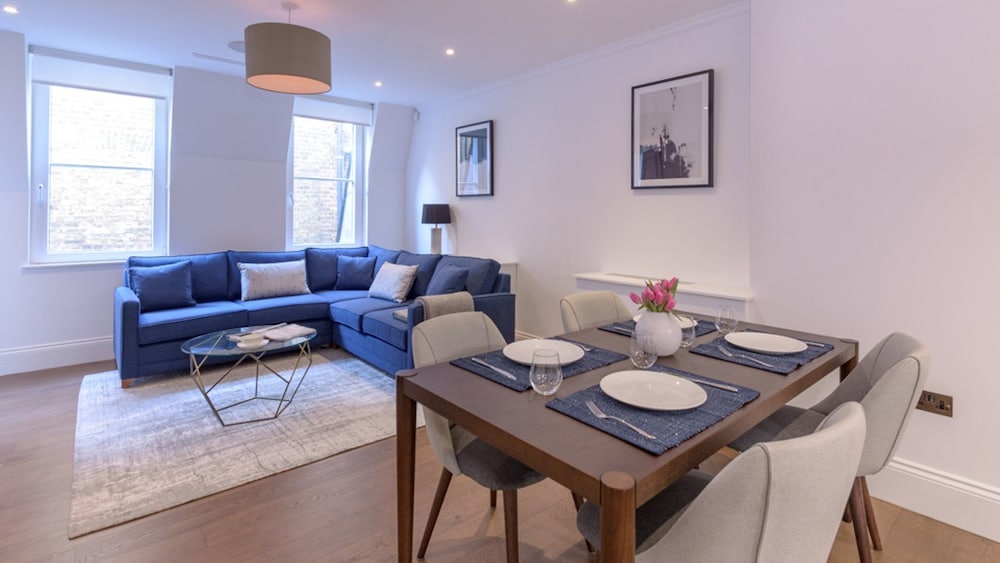Luxurious 1BR Flat- Heart of Covent Garden