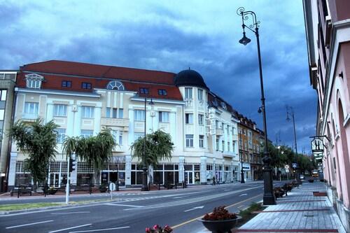 Hotel Centrál, Nagykanizsai/Zalakaros