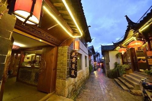 Lijiang Hua Qian Yue Xia Inn, Lijiang