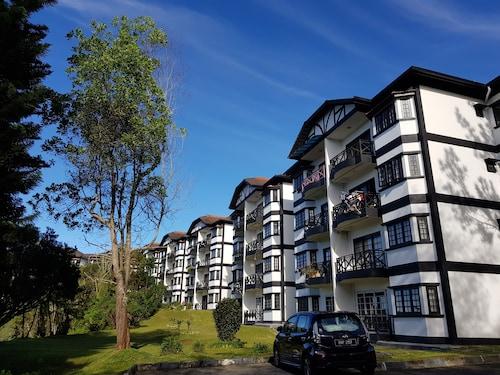 Gerard's Place Greenhill Resort - Jasmine, Cameron Highlands