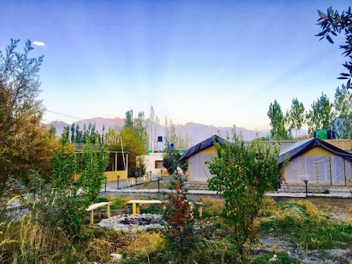 D Camp, Leh (Ladakh)