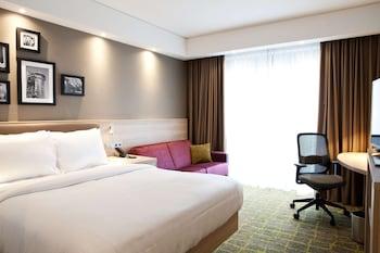 多特蒙德鳳凰河希爾頓歡朋飯店 Hampton by Hilton Dortmund Phoenix See