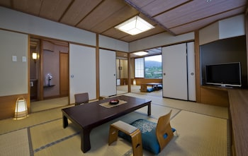 京近江 和室 次の間付き|琵琶湖グランドホテル