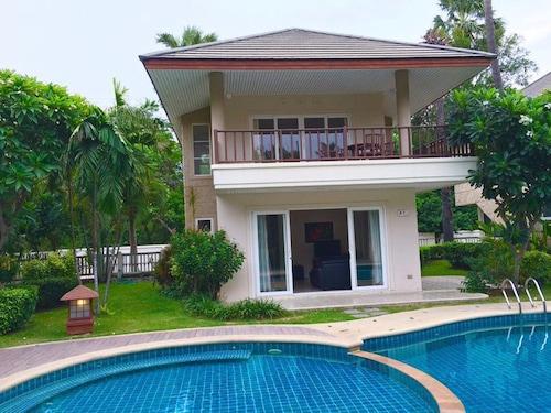 Beach Villa for Rent, Cha-Am