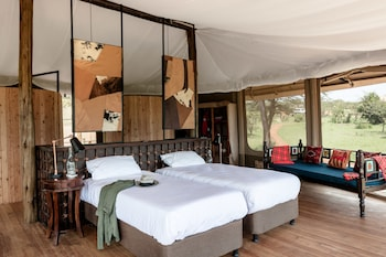 Leopard Hill Mara Naboisho