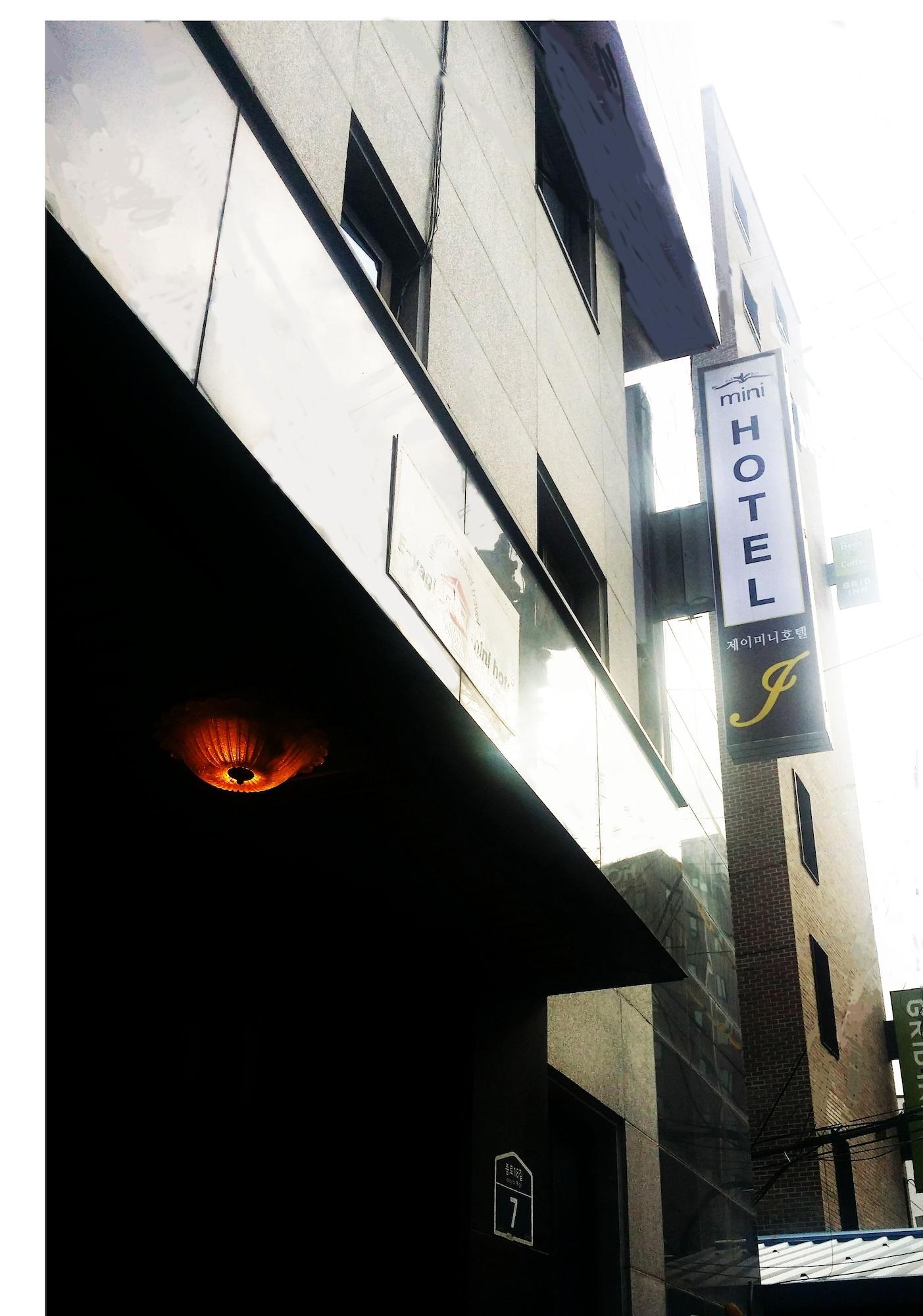 J mini Hotel Jongno Insadong, Jongro